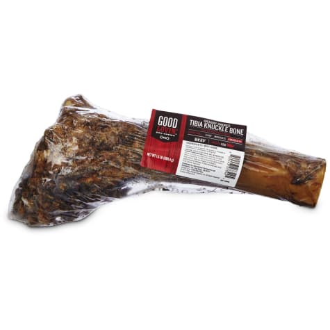 Good Lovin' Hickory Smoked Tibia Knuckle Bone Dog Chew