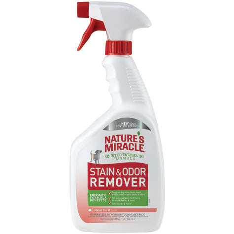 Nature's Miracle Melon Scented Stain & Odor Remover