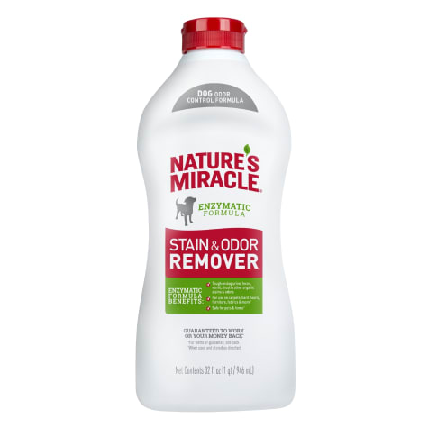 Nature's Miracle New Formula Stain & Odor Remover for Dogs
