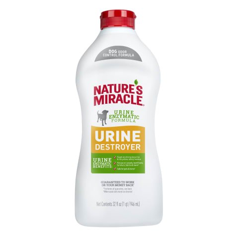 Nature's Miracle New Odor Control Formula Urine Destroyer for Dogs