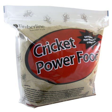 Timberline Cricket Power Food