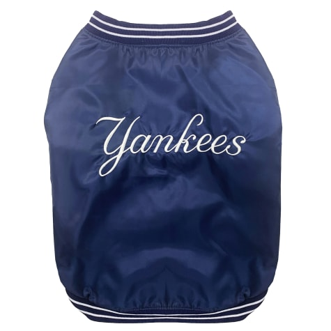 Pets First New York Yankees Dugout Jacket