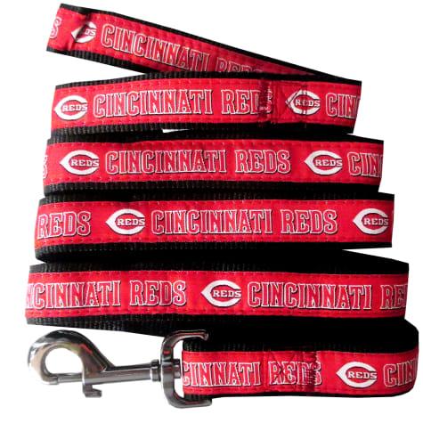 Pets First Cincinnati Reds Leash