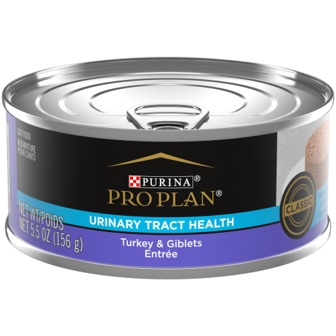 Purina Pro Plan Focus Adult Urinary Tract Health Formula Turkey & Giblets Entree Classic Wet Cat Food