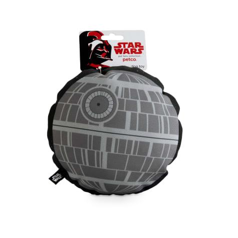 STAR WARS Death Star Disk Dog Toy