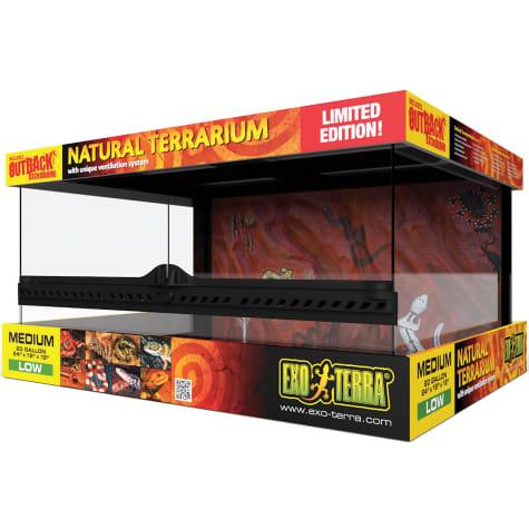 Exo-Terra Outback Terrarium