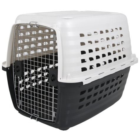 Petmate Compass Kennel White