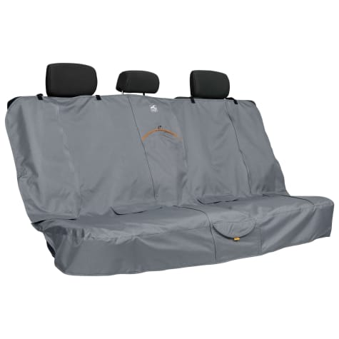 Kurgo Extended Bench Seat Cover In Charcoal