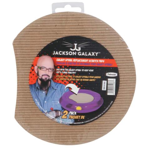 Jackson Galaxy Spiral Corrugate