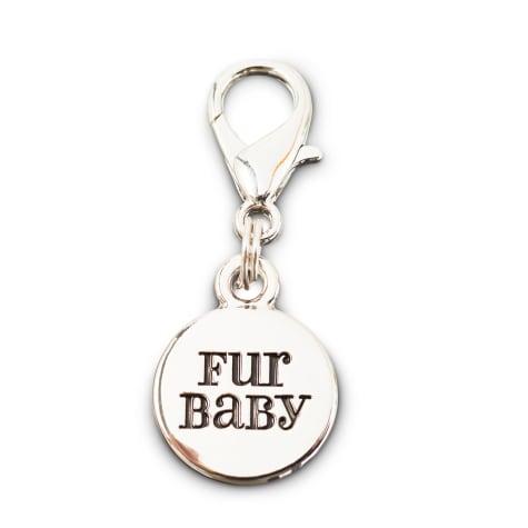 Bond & Co. Fur Baby Dog Collar Charm