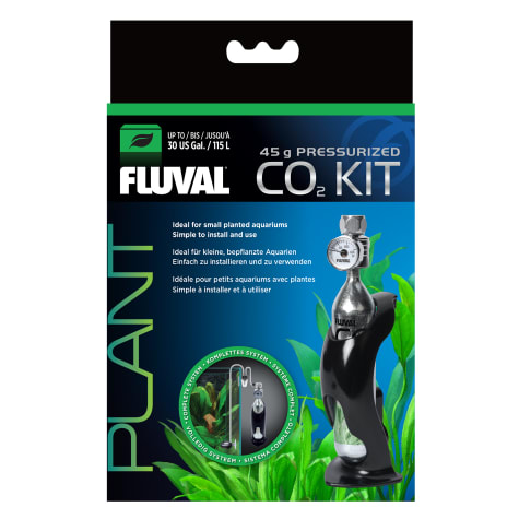 Fluval Pressurized CO2 Kit