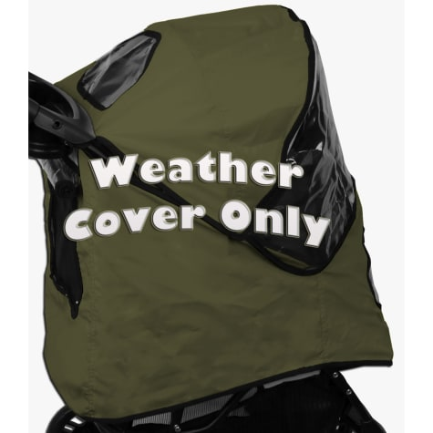 Pet Gear Weather Cover for Jogger Pet Strollers in Sage
