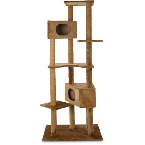Animaze 6-Level Brown Cat Tree