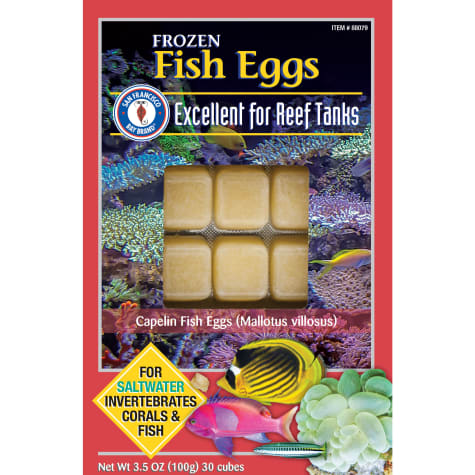 Frozen Fish Eggs