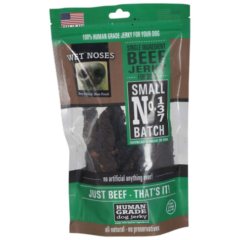 Wet Noses Beef Jerky Dog Treat