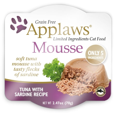 Applaws Tuna and Sardine Mousse Wet Cat Food