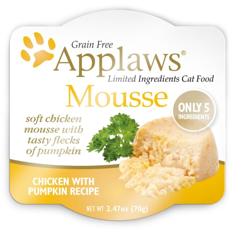 Applaws Chicken and Pumpkin Mousse Wet Cat Food