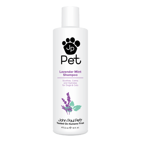 John Paul Pet Lavender Mint Shampoo