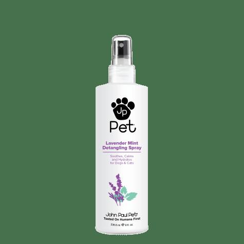 John Paul Pet Lavender Mint Detangling Spray