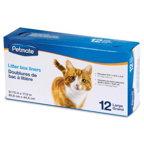 Petmate Litter Pan Liners for Cat