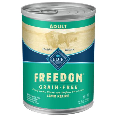 Blue Buffalo Blue Freedom Grain-Free Lamb Wet Dog Food