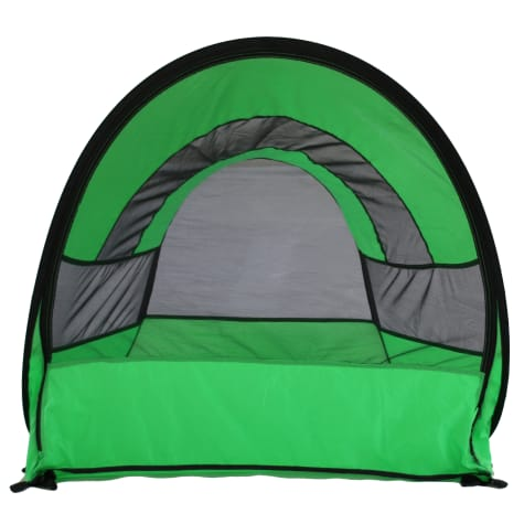 Pet Life Modern Curved Collapsible Outdoor Pet Tent