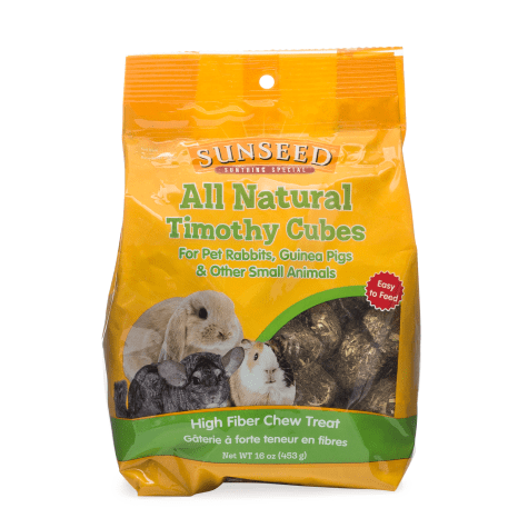 Sun Seed All Natural Timothy Cubes