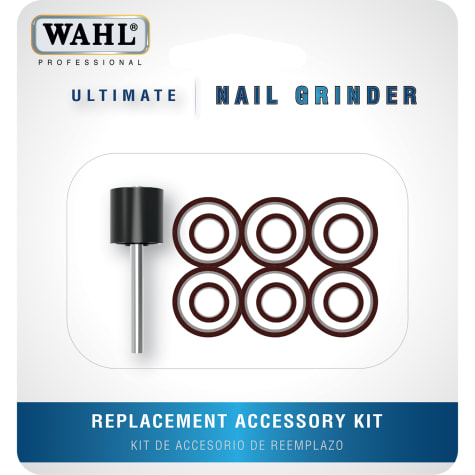 Wahl Ultimate Professional Nail Grinder Replacement Acessory Kit