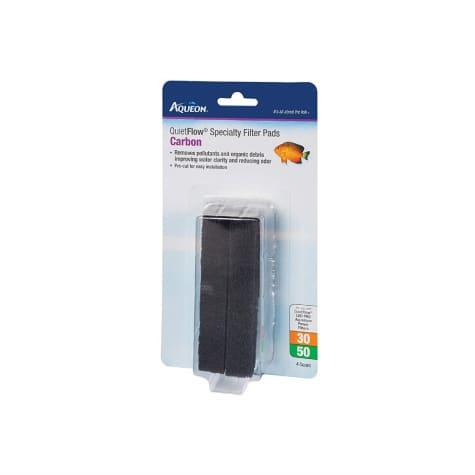 Aqueon Carbon for QuietFlow LED PRO Filter 30/50