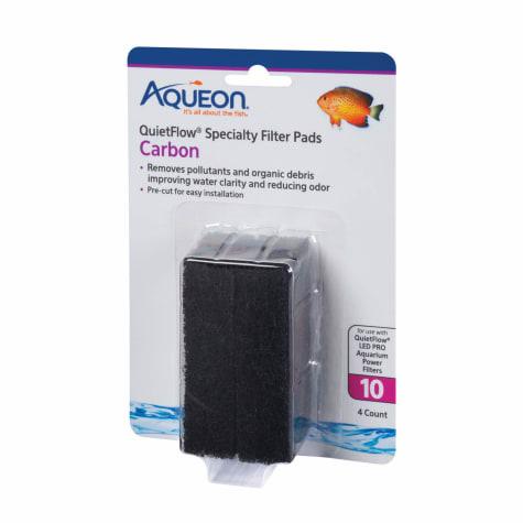 Aqueon Carbon for QuietFlow LED PRO Filter 10