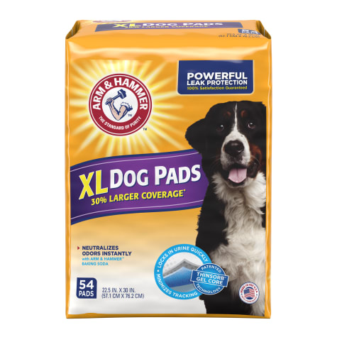Arm & Hammer X-Large Dog Pads