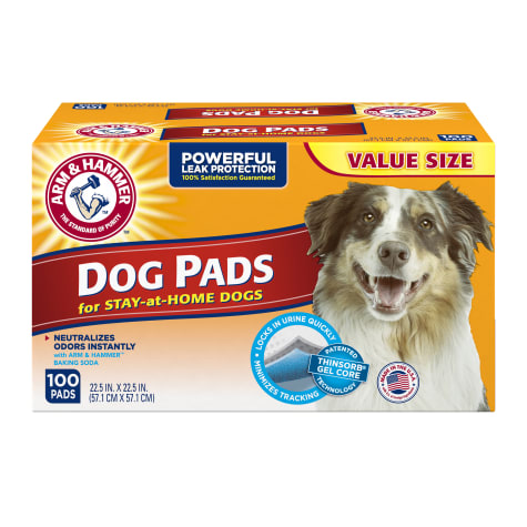 Arm & Hammer Medium Dog Pads