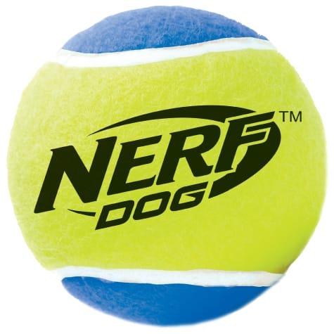 Nerf Dog Rubber Tennis Ball
