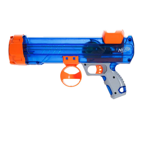 Nerf Dog Tennis Ball Blaster with 3 Reload