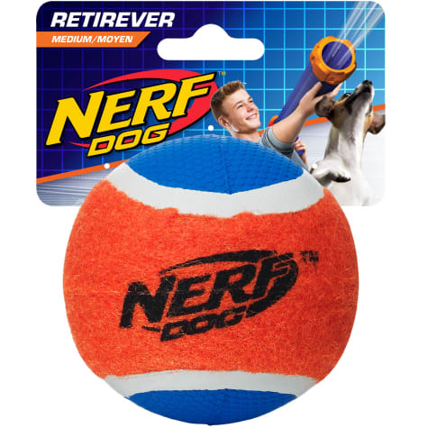 Nerf Dog Rubber Hex Ball