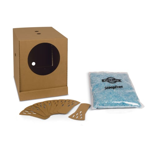 ScoopFree by PetSafe Disposable Cat Litter Box