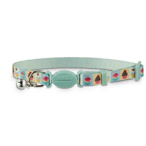 Good2Go Blue Sweet Surprise Breakaway Cat Collar