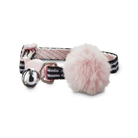 Jubilee Pink Pom-Pom Kitten Collar