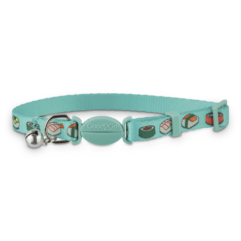 Good2Go Aqua Soy Awesome Breakaway Cat Collar
