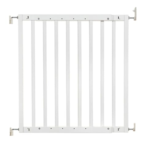 Primetime Petz Safety Mate Expandable Pet Safety Gate White