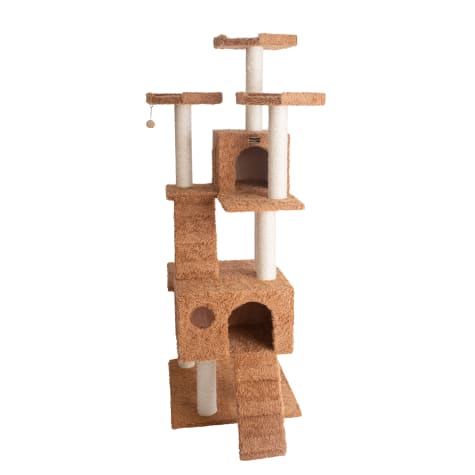 Armarkat Classic Cat Tree A7407 Ochre Brown
