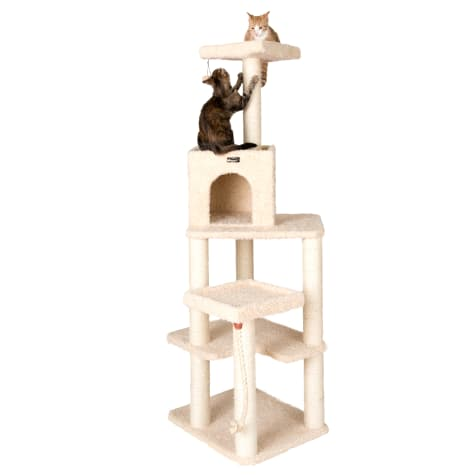 Armarkat Classic Cat Tree Model A6902 Beige