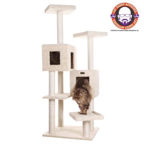 Armarkat Classic Cat Tree Model A6702 Beige