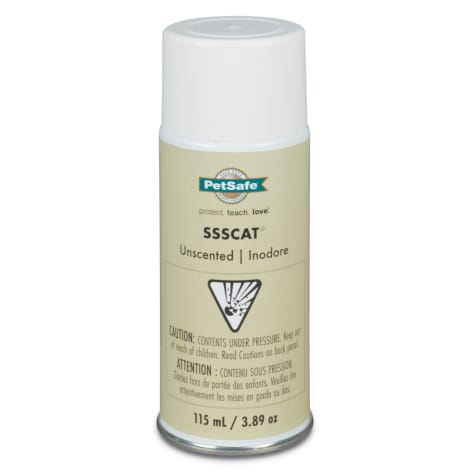 PetSafe SSSCAT Replacement Pet Deterrent Spray Can