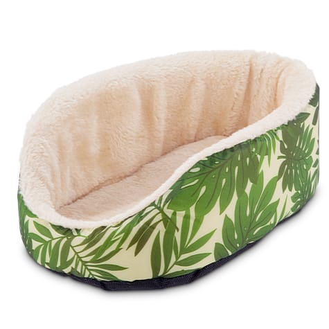 You & Me Tropical Oasis Small Animal Cuddler Bed