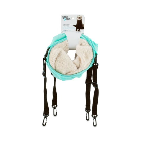 You & Me Aqua Small Animal Hanging Tunnel