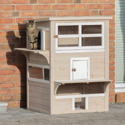 Trixie Natural Cat Home