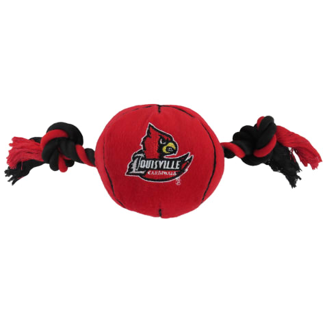 Pets First Louisville Basketball Toy