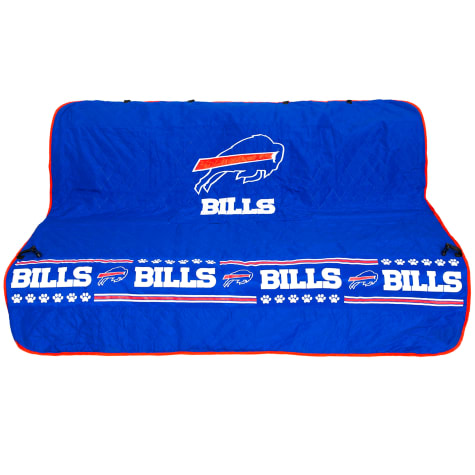 Pets First Buffalo Bills Car Seat Cover