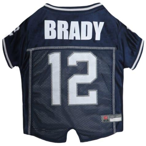 Pets First Tom Brady Jersey